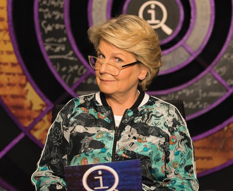 Sandi Toksvig on QI, feminism and why she's never bored