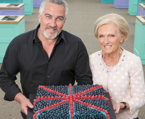 The nation waves goodbye to The Great British Bake Off