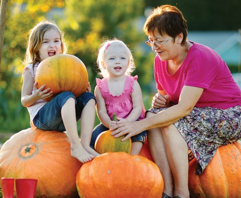 7 Halloween games to play with the grandkids