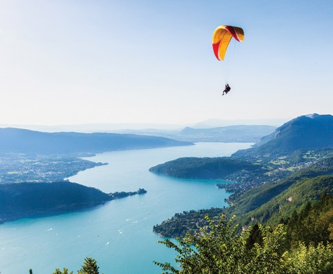 My Great Escape: The waters of Lake Annecy