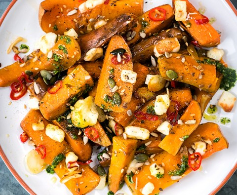 10 Vegetarian butternut squash recipes