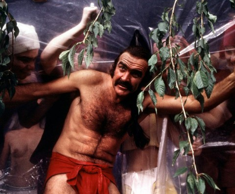 Retro review: Zardoz—the wildest film of the 70s