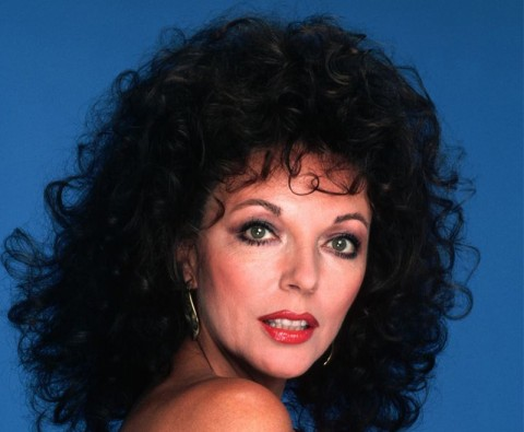 Get the look: Joan Collins