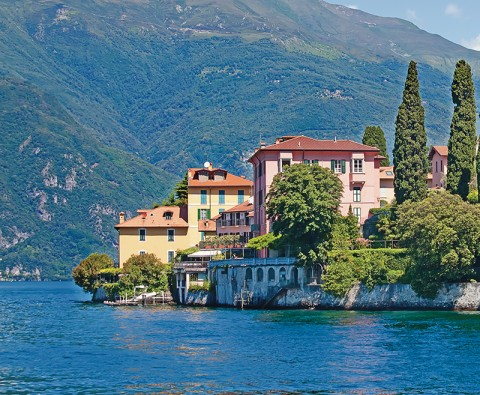 My Great Escape: Italian lakes