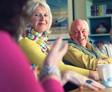 The future of care: Assisted living