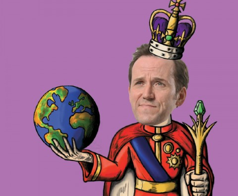 Ben Miller: If I ruled the world