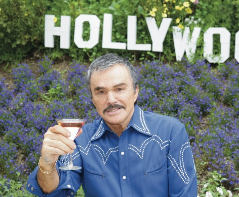 "Burt Reynolds: ""I remember"""