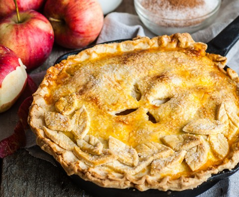 10 Comforting pie and tart recipes