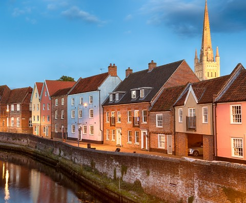 A mini guide to Norwich