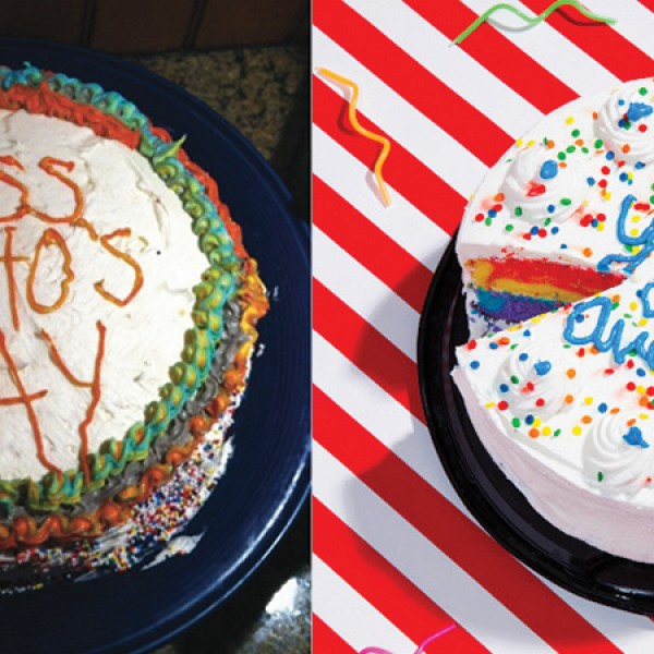 10 Straight Talking Cakes That Add Some Sass To