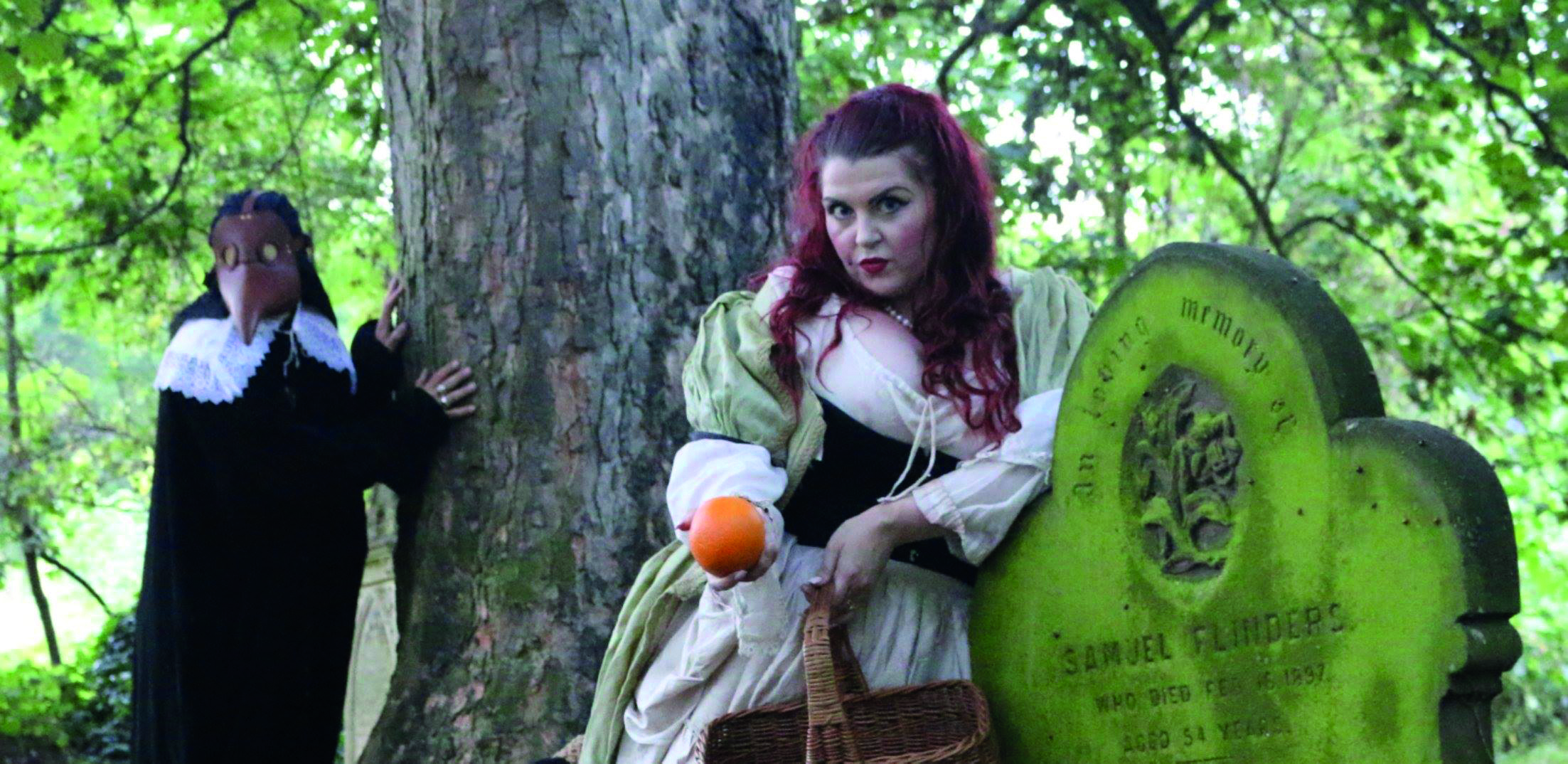 Cambridge witches tour