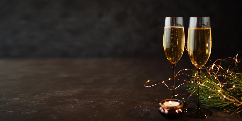 Champagner Englisch