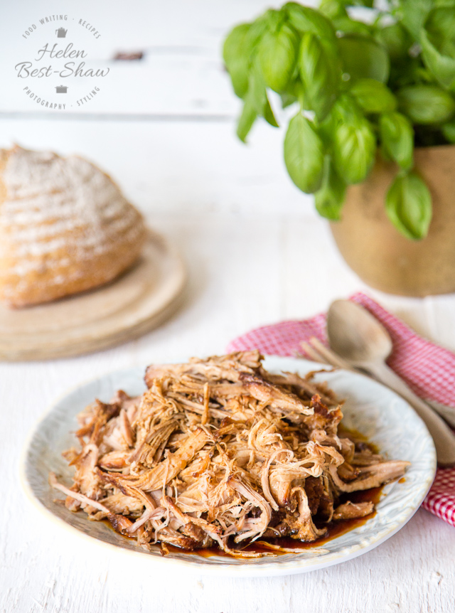 Ultimate effortless pulled pork