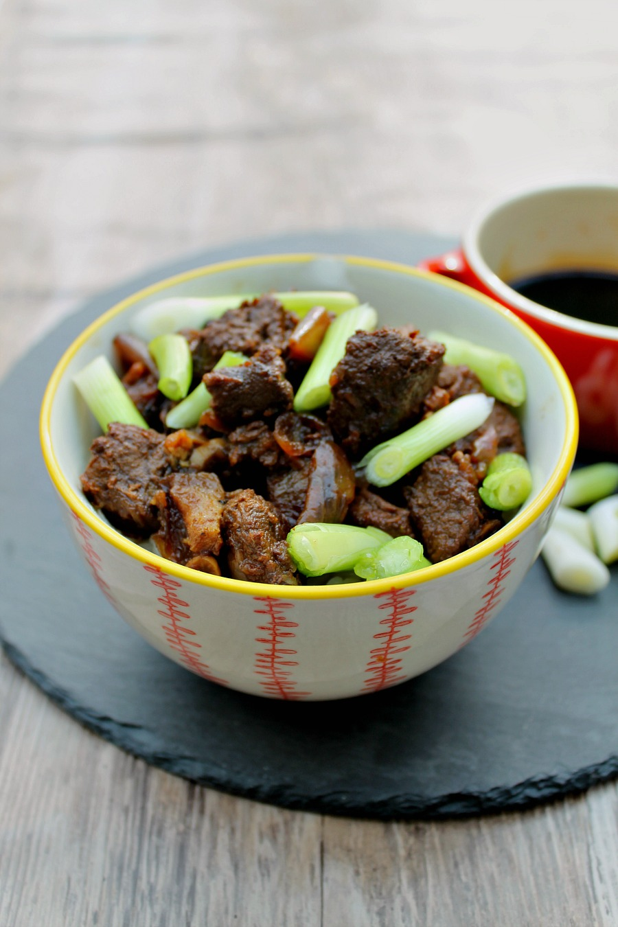 Slow-cooker Teriyaki beef