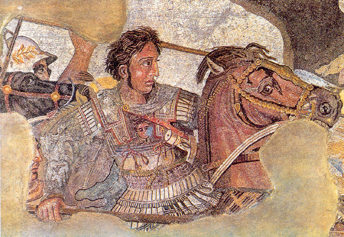 Alexander The Great And Makeup