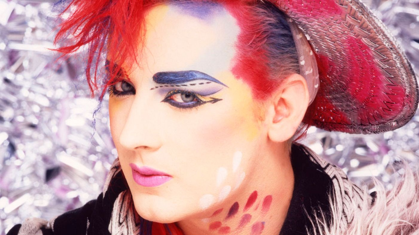 boy george 80s makeup