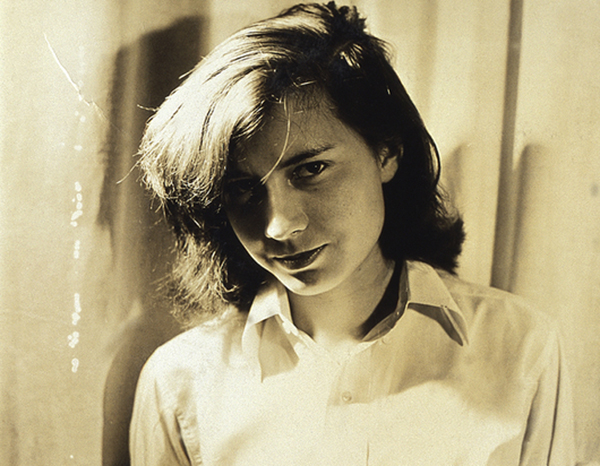 Patricia Highsmith young