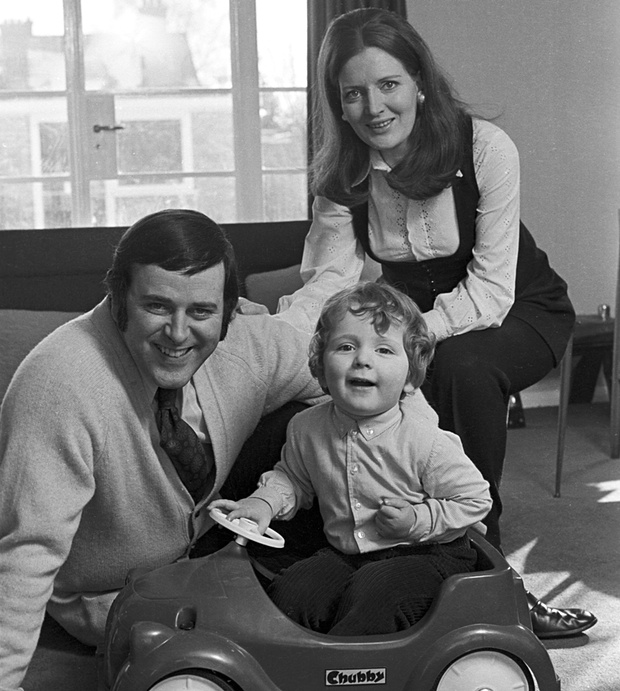 terry wogan family