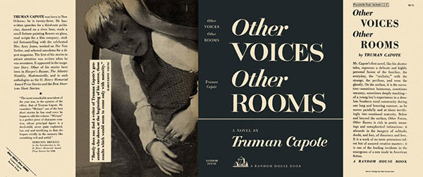 Truman Capote inspired by Harper Lee