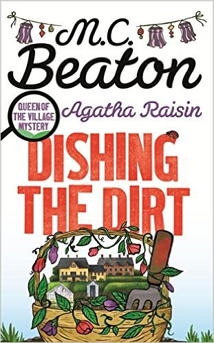 Agatha Raisin Digging the Dirt
