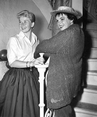 Judy Garland Doris Day