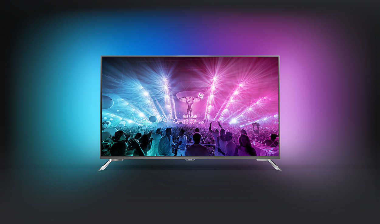 Philips Ambilight TV 7101