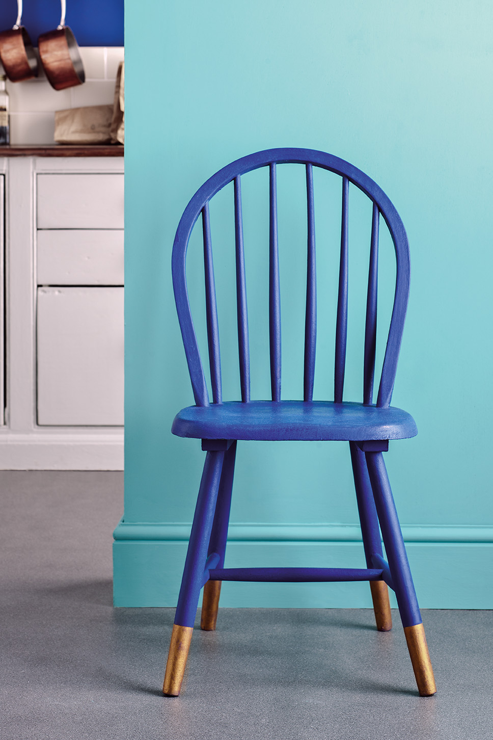 How To Upcycle Furniture With Paint
