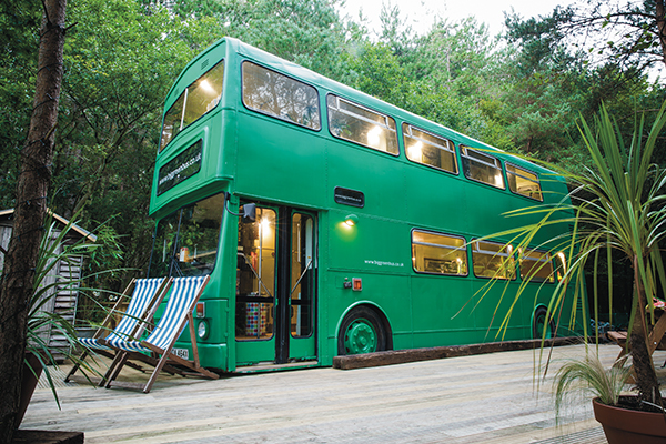 big green bus east sussex