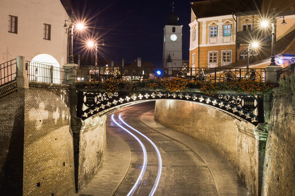 Bridge of Lies, Sibiu