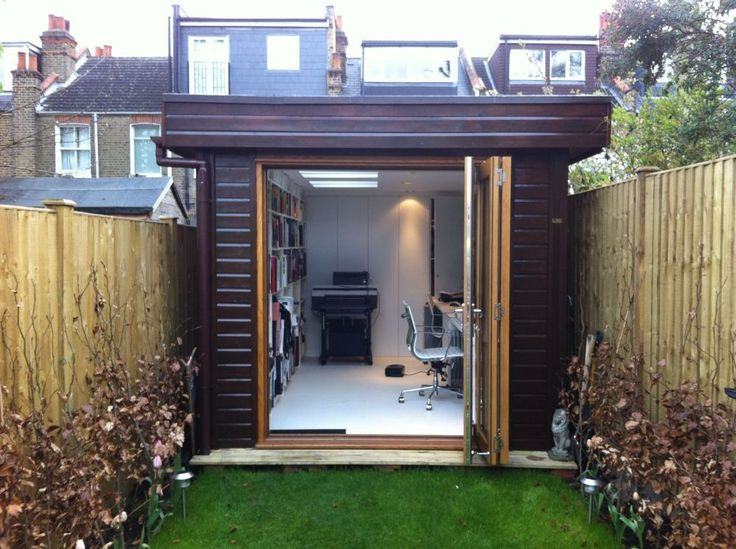 The benefits of building a garden office | DIY, Ned Browne ...
