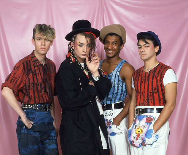 Fashions in the 1980s 27