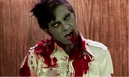 dawn of the dead blue-skinned zombie