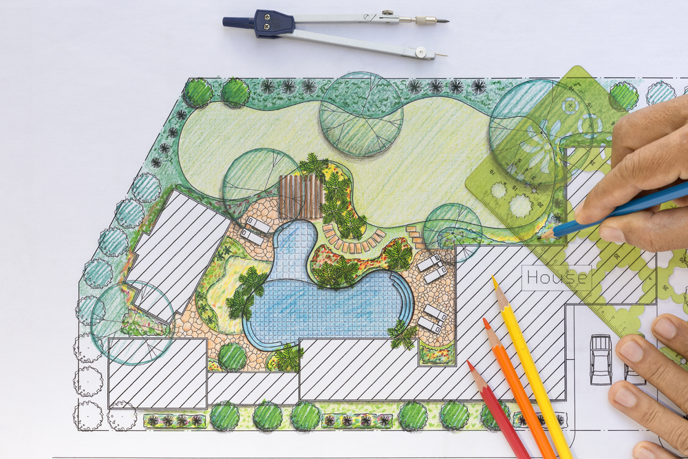 design your own garden
