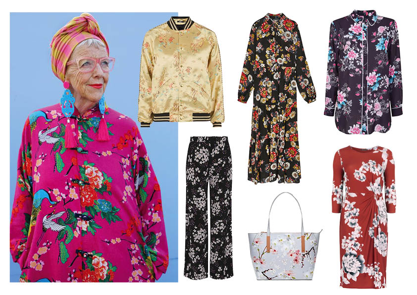 eastern florals