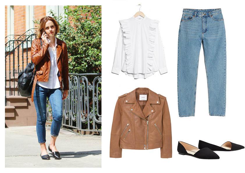 Get The Look: Emma Watson