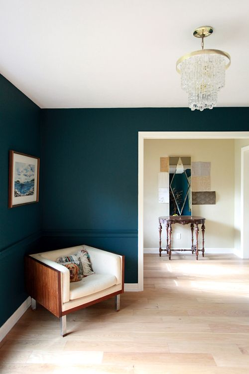 How To Use Dark Paint But Keep A Room Light Reader S Digest