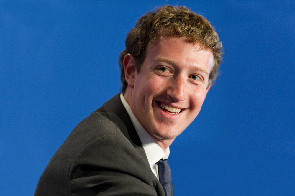 how did mark zuckerberg become a billionaire?