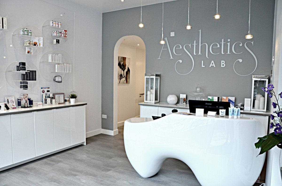 Aesthetics Lab in London's Primrose Hill microneedling review