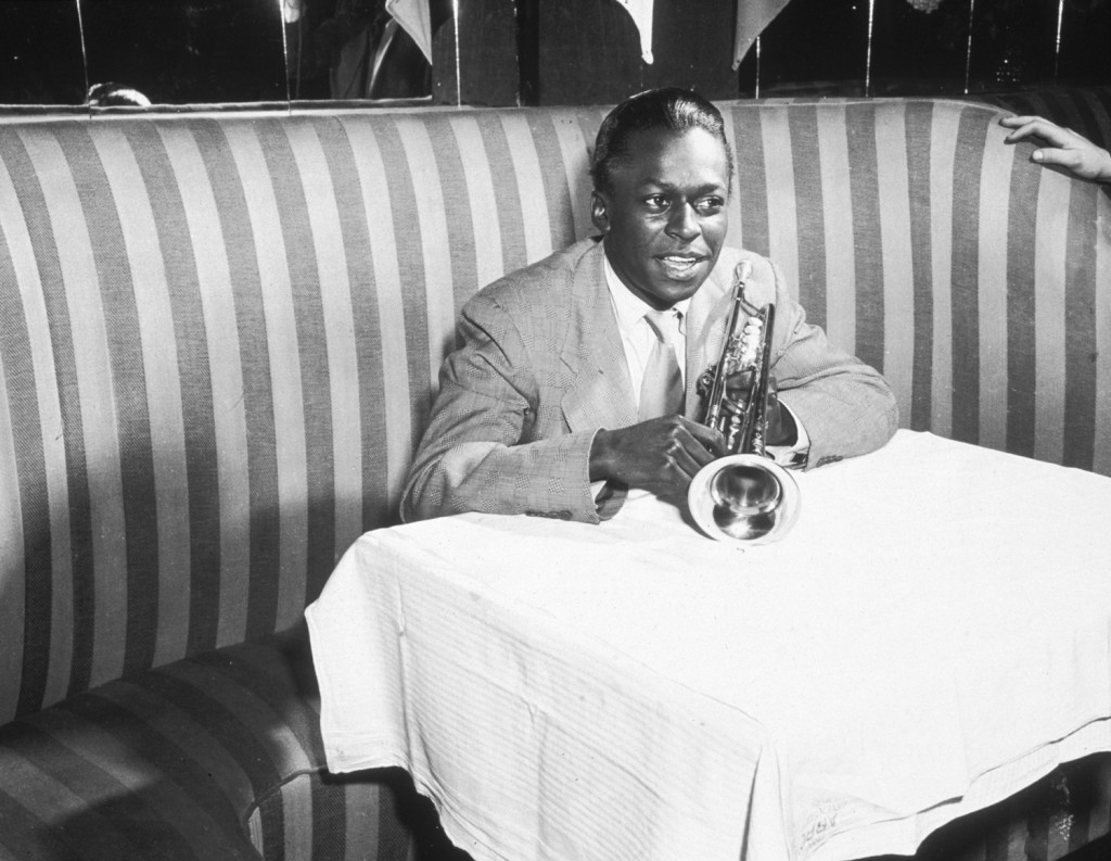 young miles davis new york