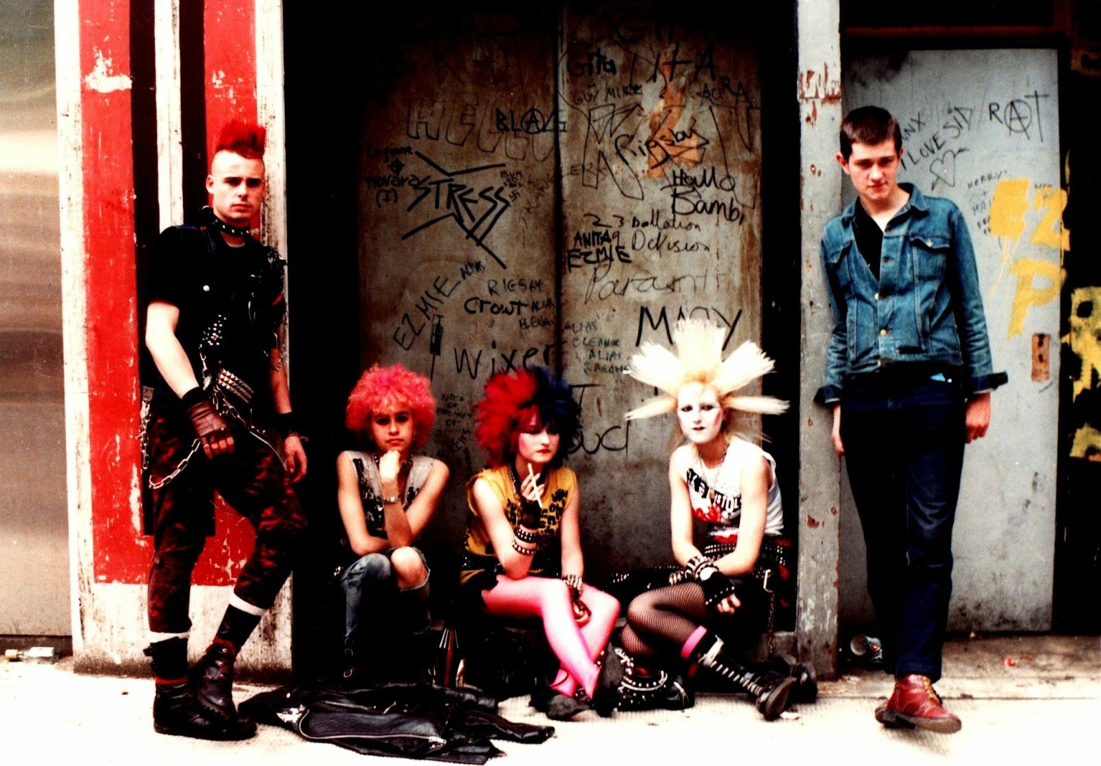 Remembering 40 years of punk fashion - Reader's Digest