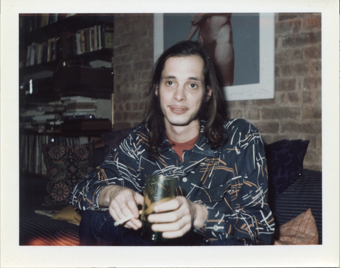 young john waters personal style