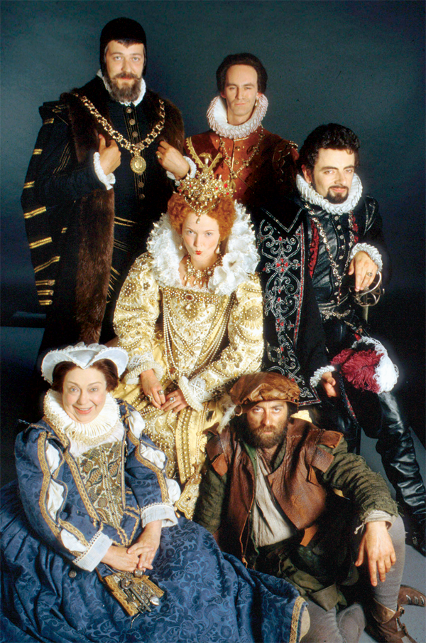 Blackadder cast