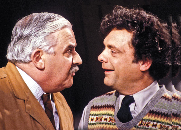 David Jason and Ronnie Barker, Open All Hours