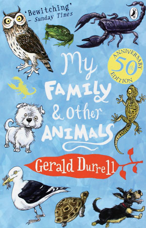 my family and other animals tony parsons