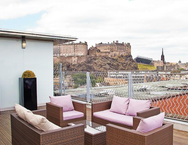 Sky Bar Edinburgh