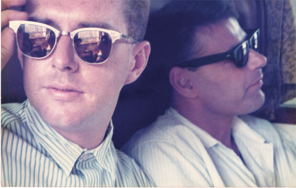 Holly Johnson and Wolfgang
