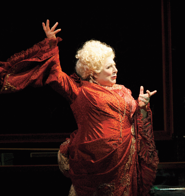 Miriam Margolyes in Wicked