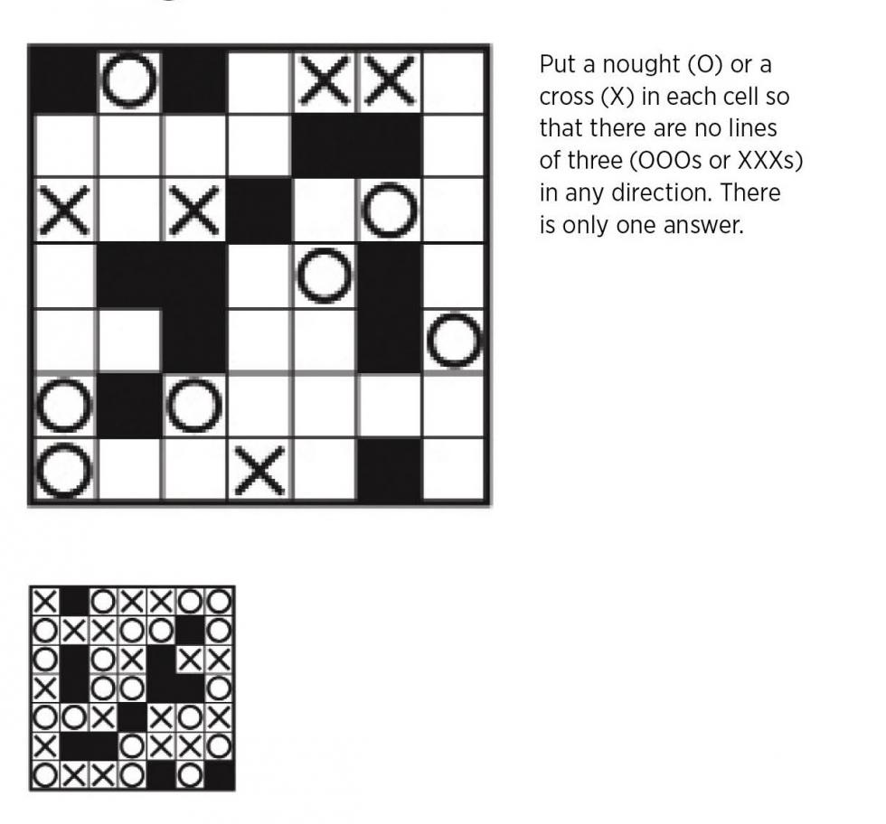 Noughts & Crosses 9   Noughts & crosses   Reader's Digest