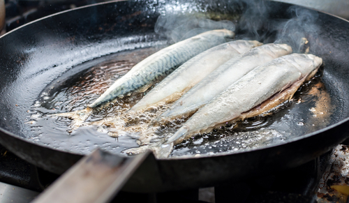 Oily fish can power your memory
