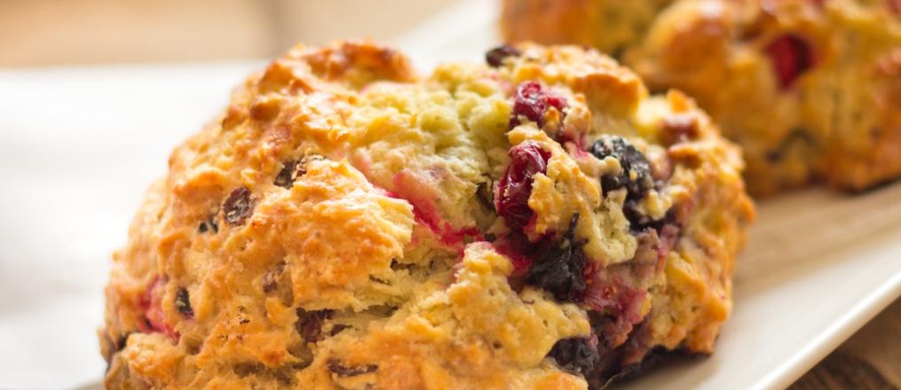 Easy ways to make simple, unusual and tasty scones - Reader's Digest